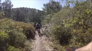 La Provençale VTT: une video de Laurent